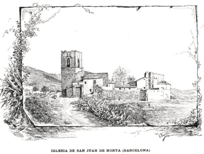 Iglesia de San Juan de Horta