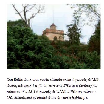 Can Baliarda